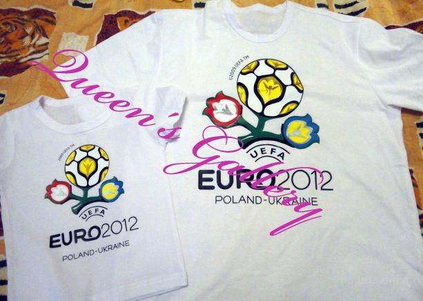 Стильные футболки и майки ко Дню Влюбленных , Евро 2012 и не только.