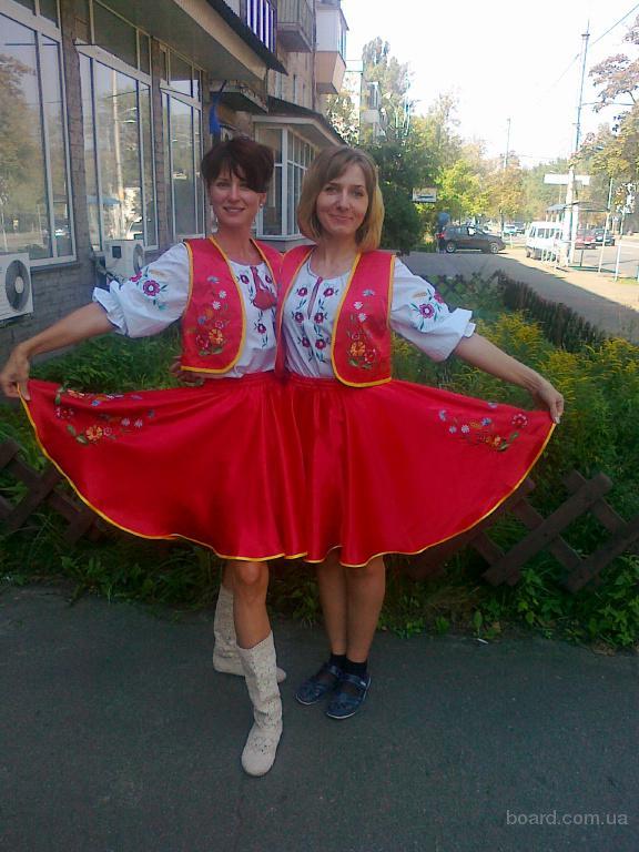 Украинский костюм женский сшить своими руками 29