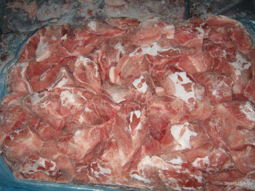 Продам свинину полужирную 80\20  60/40 (Украина)