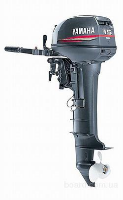 Двухтактный подвесной лодочный мотор Yamaha (Ямаха) 9,9FMHL