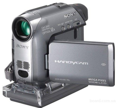 Sony Dcr Hc17e