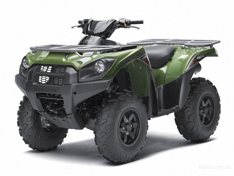 Atv Kawasaki Brute Force 750.