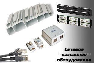 Сетевое пассивное оборудование