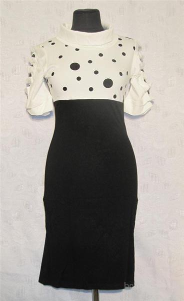Трикотажные платья от производителя по отличным ценам.