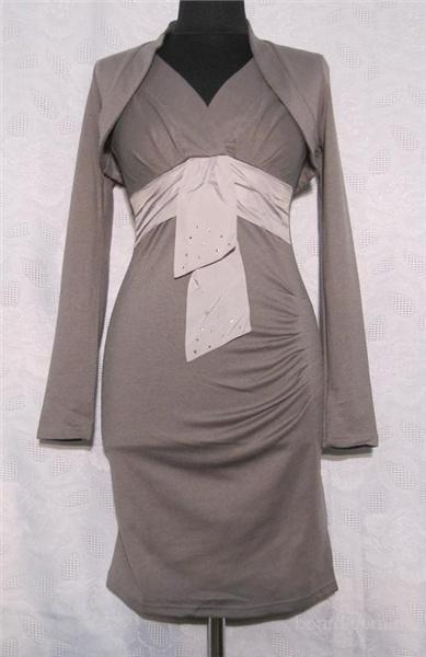 Модные оригинальные трикотажные платья.  Прямые поставки от...