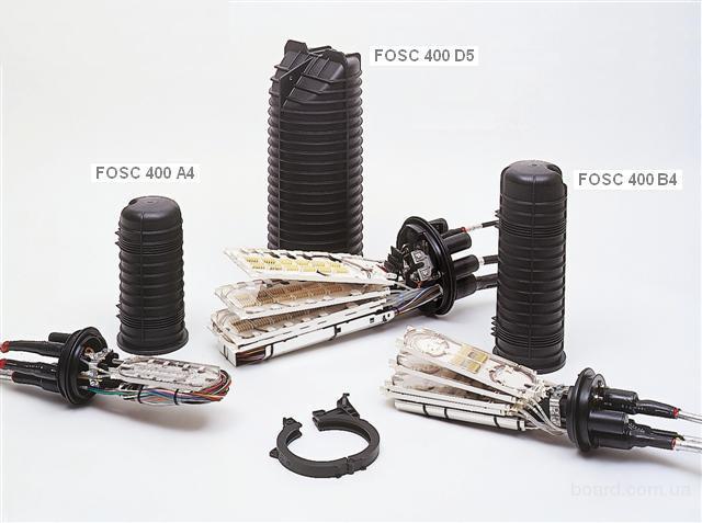 Оптична муфта TYCO FOSC-400B2-S24-1-NNN-UA01(Tyco Raychem(TE)) - 7шт.