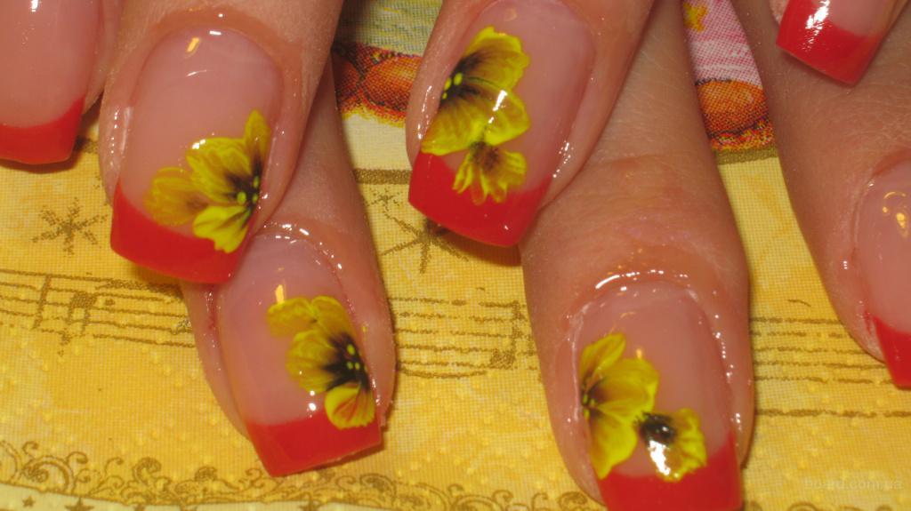 Наращивание ногтей,возможен выезд к Вам