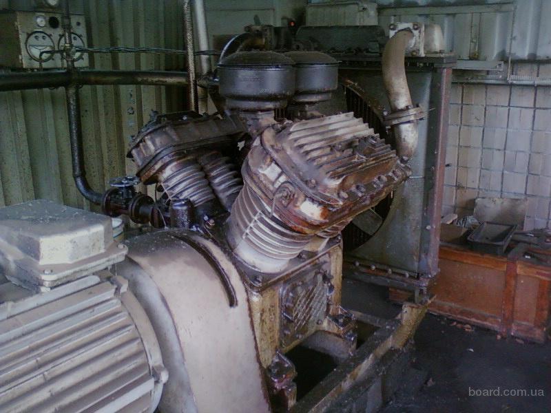 Продам компрессор 4ВУ-5/9 б/у.