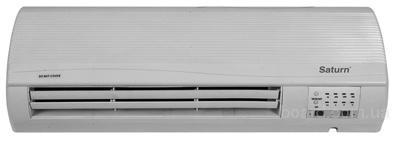 Тепловентилятор обогреватель настенный Saturn ST-HT1640 (2000Вт, керамический тэн, ПДУ)