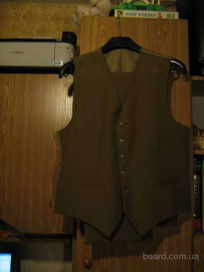 Бесплатная выкройка жилетки (15 фотографии) - Как сшить мужской пиджак.