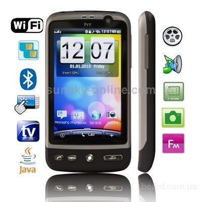 на 2 сим карты копия HTC Desire HD G7 Wi-Fi TV Duos 2