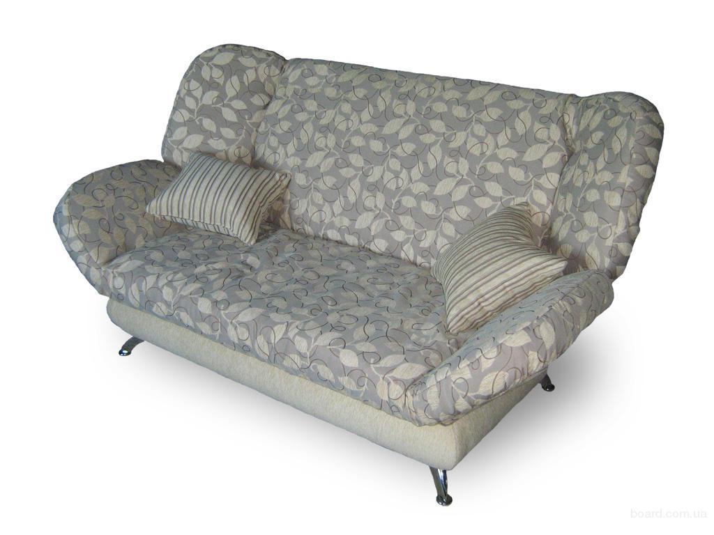 """Диван  """"Арджента """" - модель чехловой мебели.  Основой дивана служит механизм трансформации  """"клик -клак """"..."""
