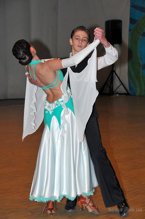 платья для юниоров 2 стандарт фото