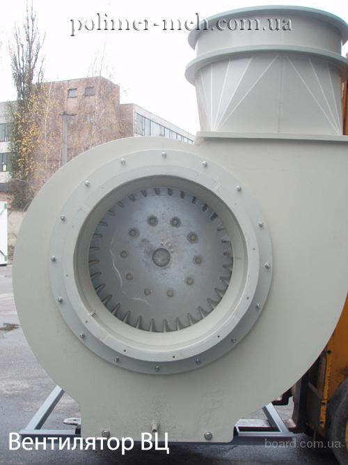 Вентиляторы промышленные серии ВЦ