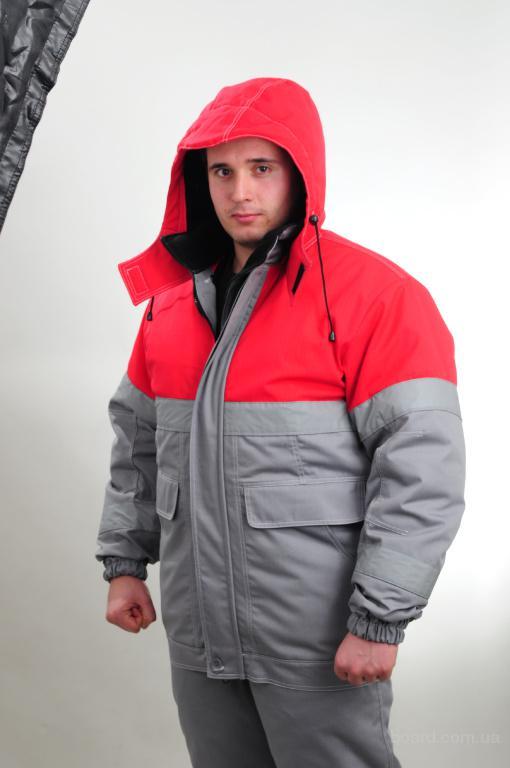Куртка утепленная Пилот