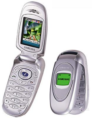 фотка Samsung SGH-X460.