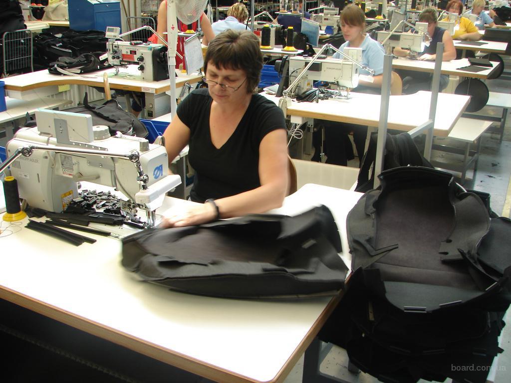 380672743621. Швея должна знать процесс производства, швейные машины и...