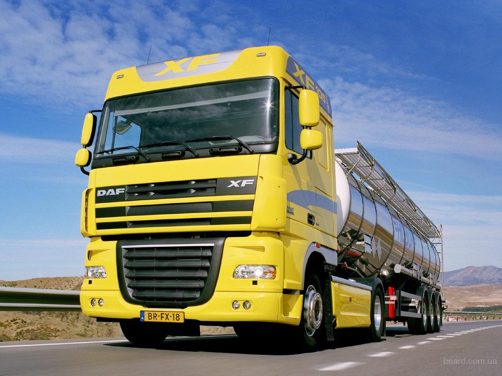 Грузовики DAF Trucks Автомобили …