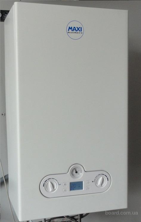 Дешевый двух контурный турбированный  газовый котел 3299грн