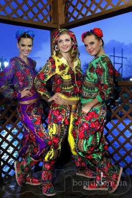 Супермодная одежда в стиле Алена Лурдес-Love Couture-Yanastasia-Матрешка.