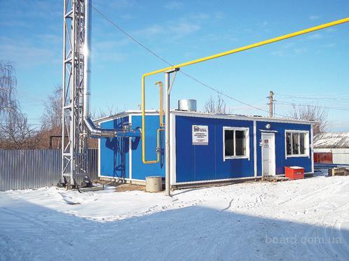 газовая мини котельная