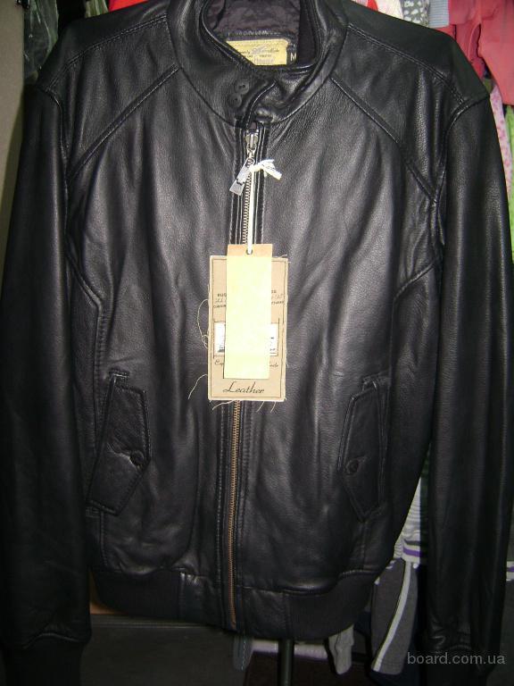 продам мужские кожаные куртки, производство Италия. продам.