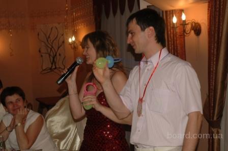 Дипломированный организатор и ведущая праздников, тамада - Надежда Евко + музыка.