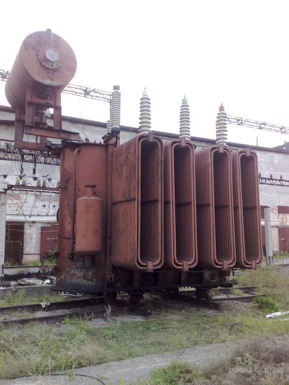 Продам трансформатор ТДТН - 40 000-110/10/6