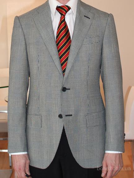 Пошив мужской верхней одежды