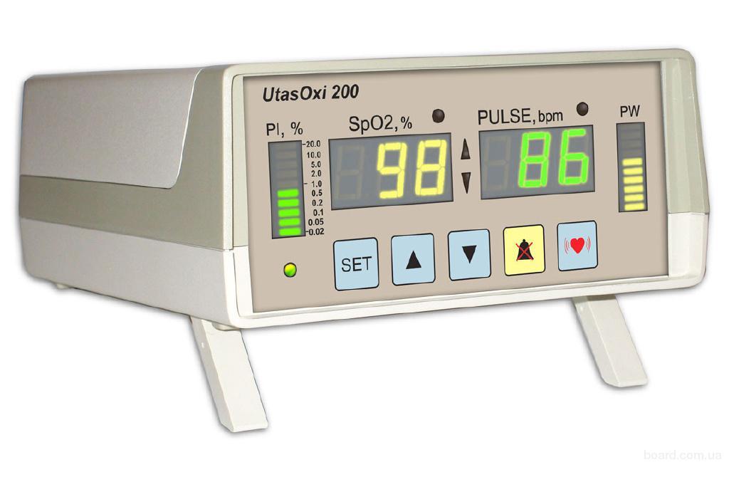 Пульсоксиметр Ютасокси-200