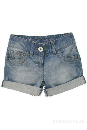 шьем шорты с отворотами из старых джинс.