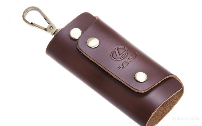 Фото Предлагаем кожаные чехлы для автомобильных ключей