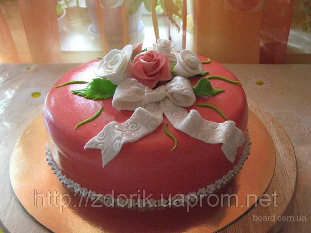 """Праздничный торт """" Радость"""""""