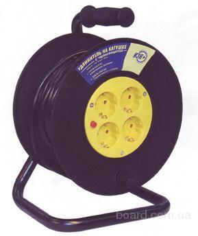 Катушки переносные УК ИЭК При помощи катушки легко подключить удаленные на расстояние до 50 м от стационарной розетки...