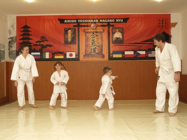Айкидо для детей и взрослых на Печерске в Киеве