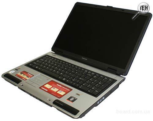 Продаю ноутбук Toshiba SATELLITE P105-S6104 с экраном 17 дюймов Не ремонтировался, без царапин
