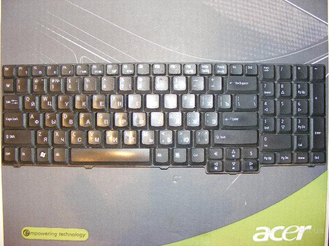 Клавиатура Acer Travelmate 7720 Новая Оригинал