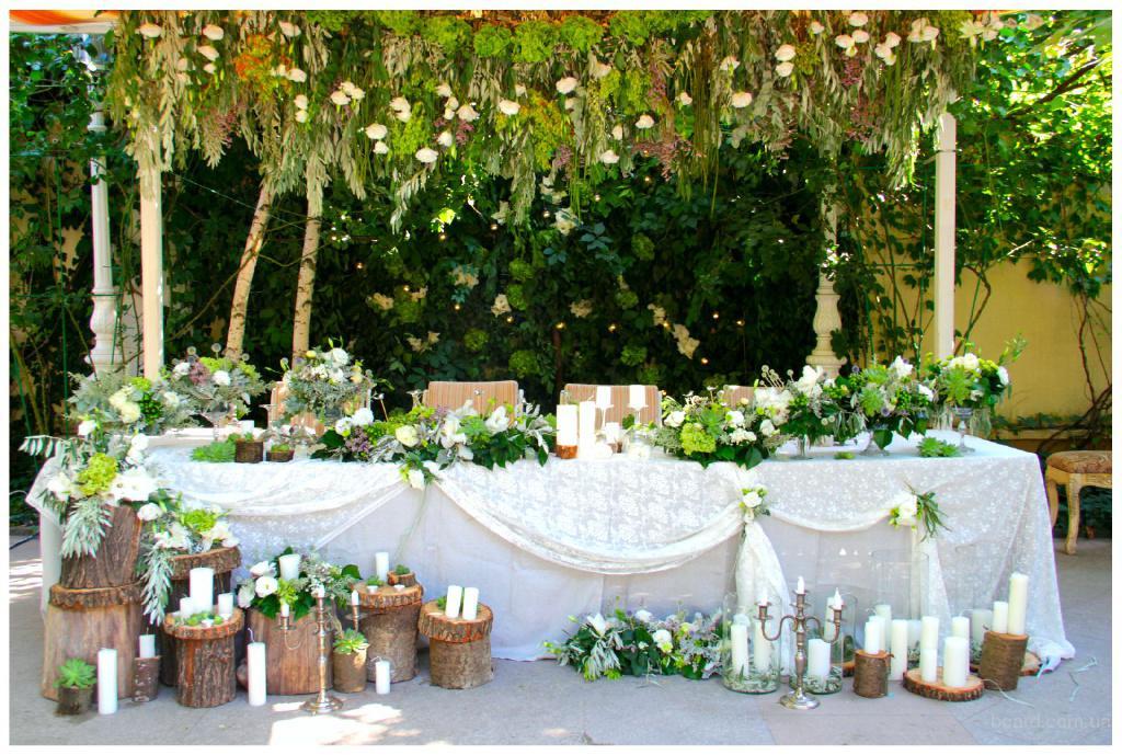 Оформление свадеб и декор свадеб от event-агенства VeryBerry