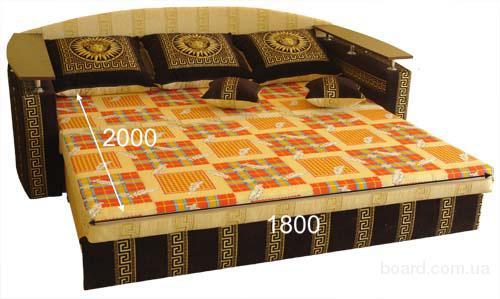 Большой Спальный Диван