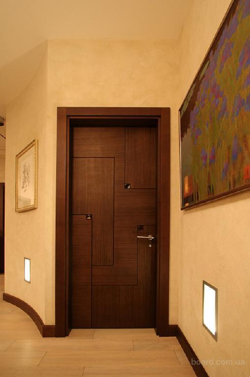 Установка и монтаж дверей в Санкт-Петербурге.  Установка наличника на двери.