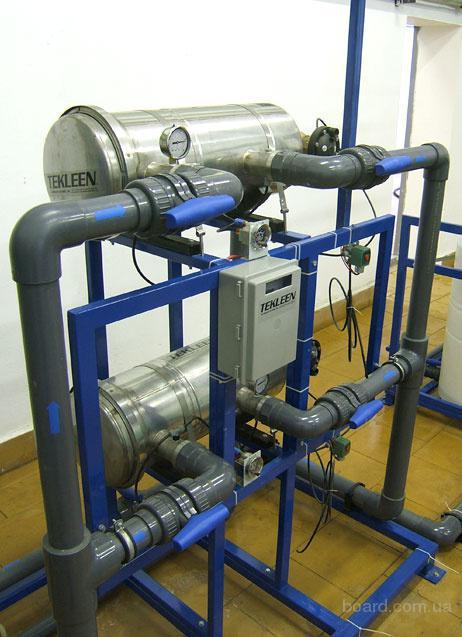 Проектировка и монтаж систем водоочистки.