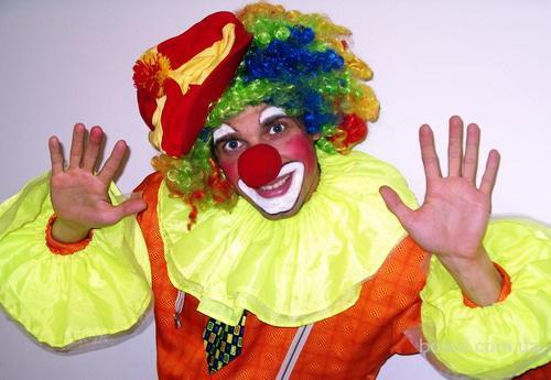 Заказать клоуна на ДОМ, в Садик, школу, кафе..! Киев и Область