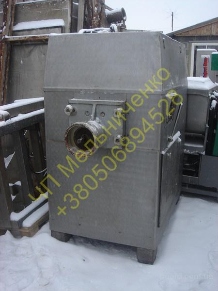 Продам волчок (мясорубку) RM 3000-1 (Словакия), диаметр горловины 200 мм., произведён кап. ремонт.