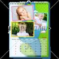 Календари настенные перекидные со своим фото от печатного центра «Карандаш»
