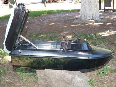 радиоуправляемый кораблик для рыбалки шкрап