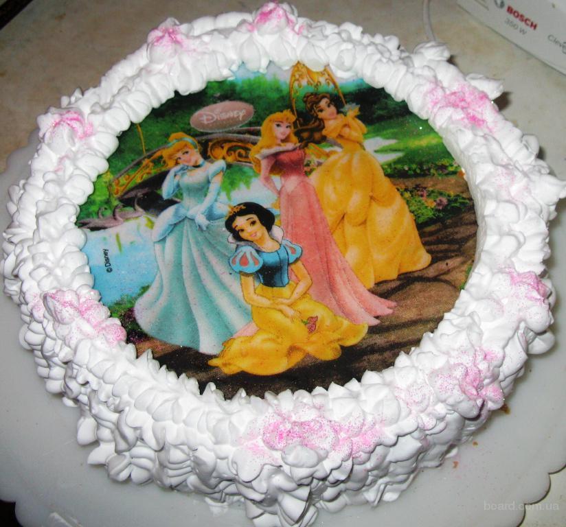 Эксклюзивные торты на заказ подари