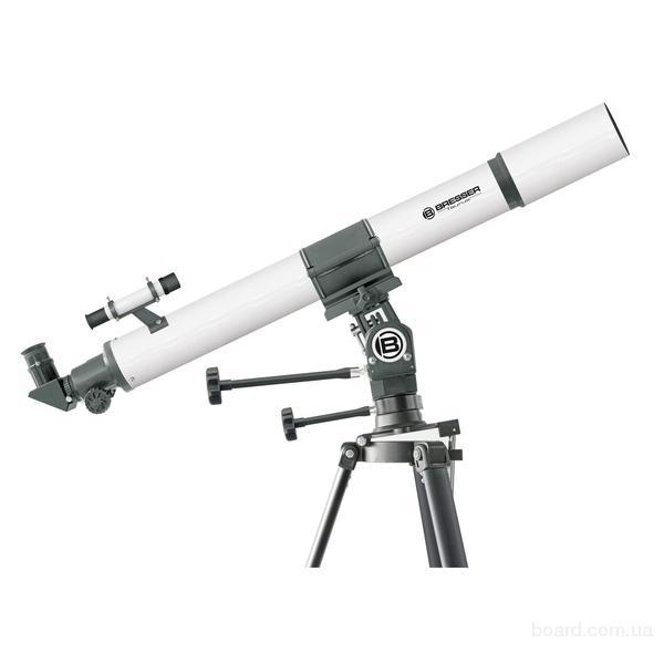 Телескоп рефрактор Bresser Taurus 90/900 NG