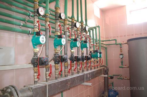 Выполним работы по монтажу:отопления,водопровода,канализации.Любой материал,любая сложность.Гарантийное и...