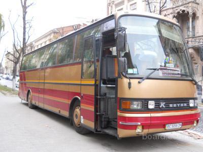 Пасажирські перевезення автобусами …