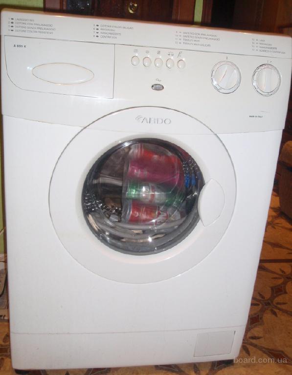 Ремонт своими руками стиральной машины ардо а600х
